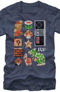 Original NES Guys Shirt