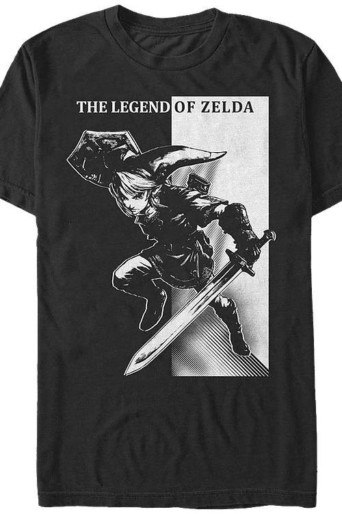 310aa58b Scarface Legend of Zelda T-Shirt: Legend of Zelda Men's T-Shirt