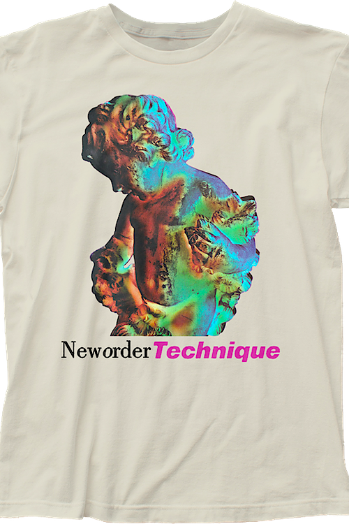 Technique New Order T-Shirt