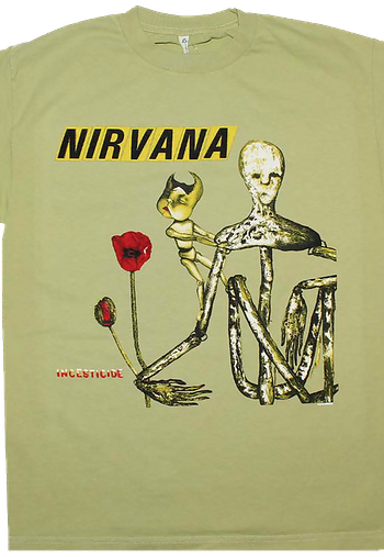 Incesticide Nirvana T-Shirt