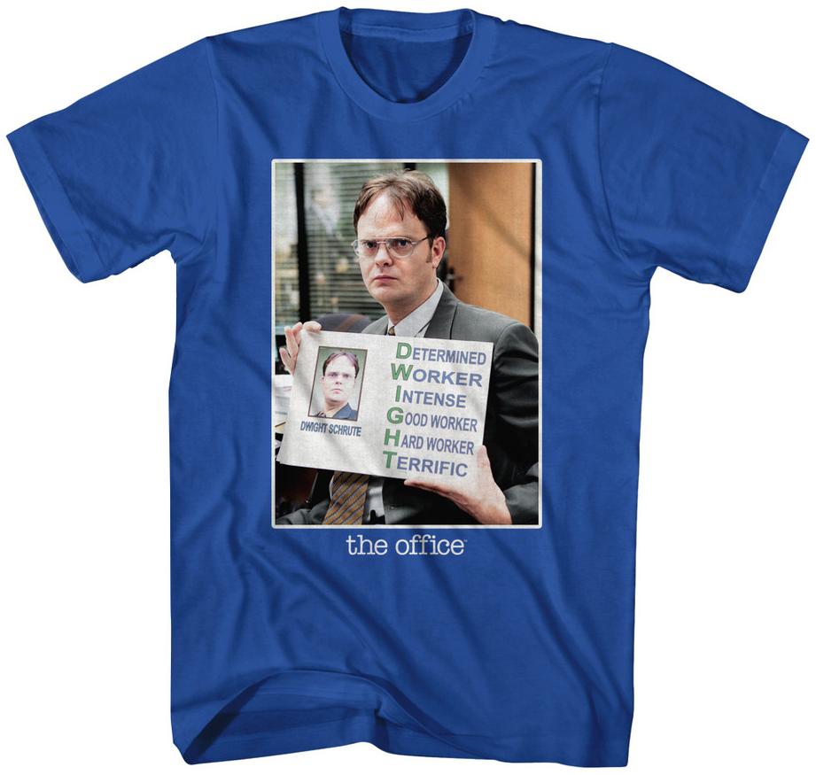 office t shirt