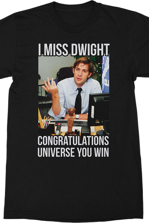 Miss Dwight The Office T-Shirt