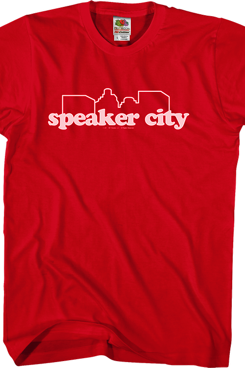 Speaker City Old School T-Shirt