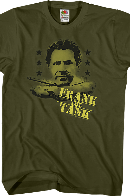 Frank The Tank Old School T-Shirt