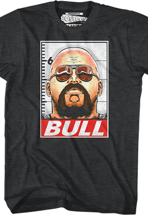 Bull Hurley Over The Top T-Shirt
