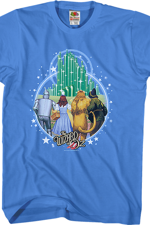 db27ec6518837 Emerald City Wizard Of Oz T-Shirt