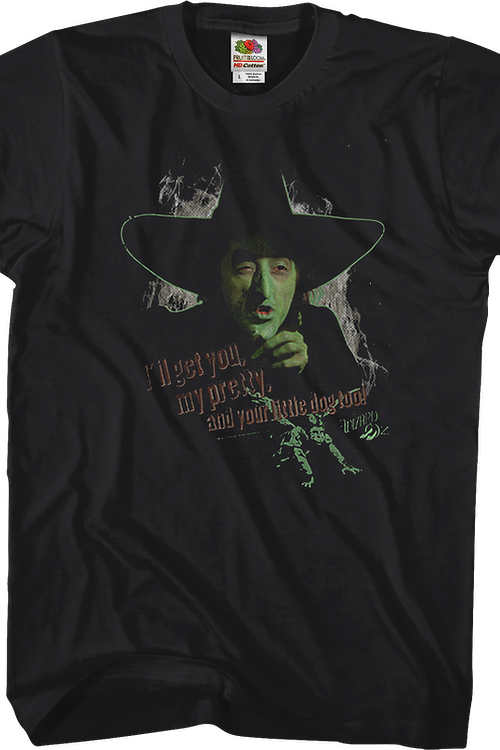 Wicked Witch Of The West Wizard Of Oz T-Shirt