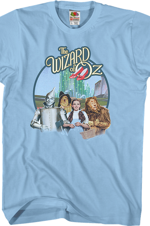 c26829f3c0544 The Wizard Of Oz T-Shirt