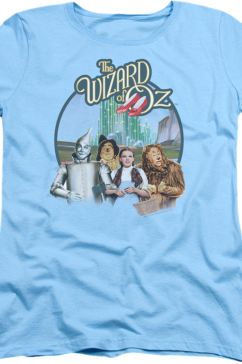 Womens The Wizard Of Oz Shirt