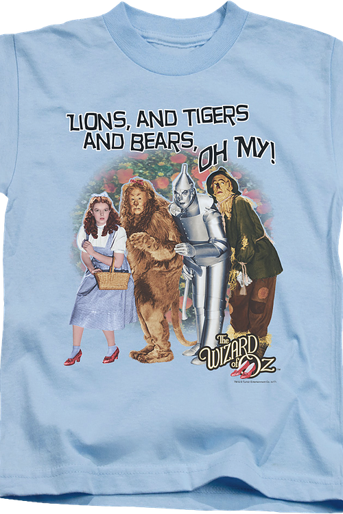 Youth Oh My Wizard Of Oz Shirt