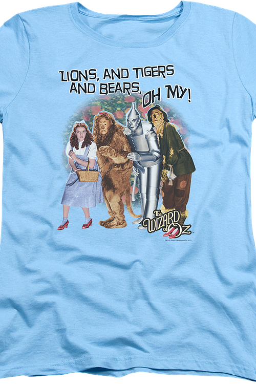 Womens Oh My Wizard Of Oz Shirt