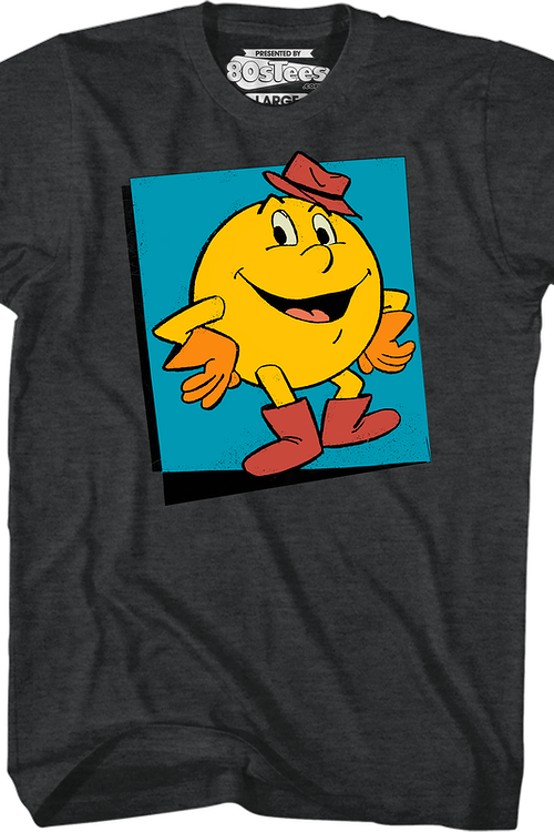 Animated Pac-Man T-Shirt
