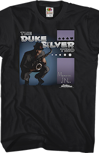 Duke Silver Trio Parks and Recreation T-Shirt
