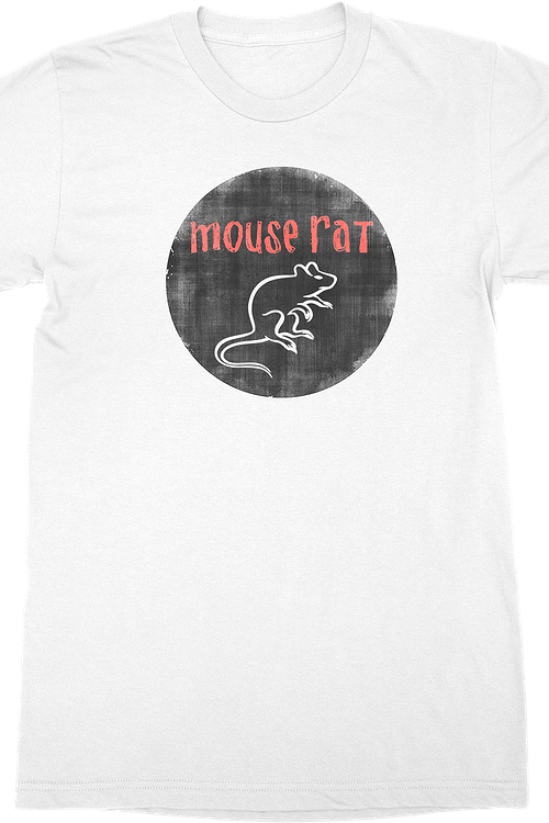 Vintage Mouse Rat Parks and Recreation T-Shirt