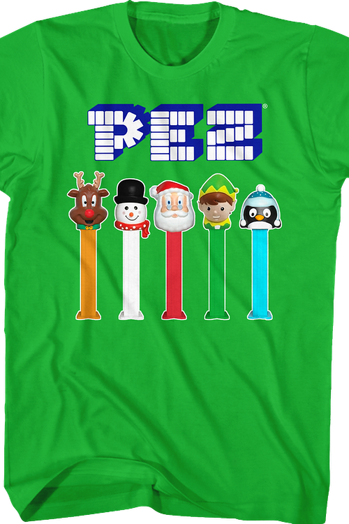 Christmas Pez T-Shirt