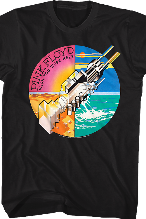 Wish You Were Here Alternate Cover Pink Floyd T-Shirt