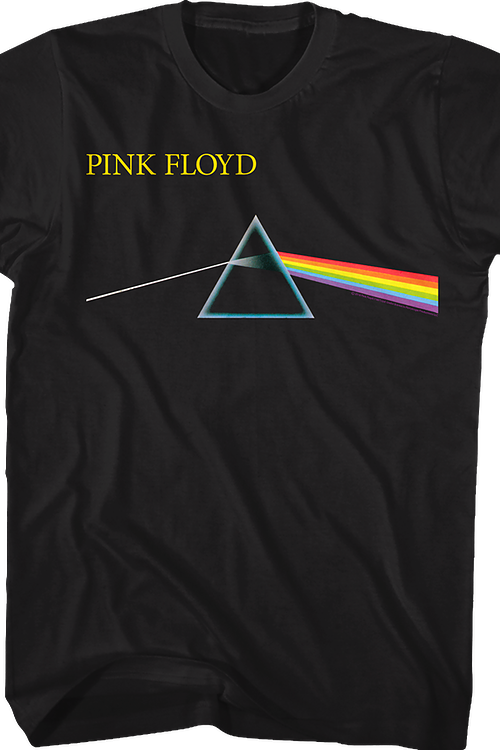 Light and Prism Pink Floyd T-Shirt