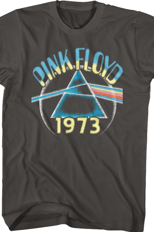 1973 Dark Side of the Moon Pink Floyd T-Shirt