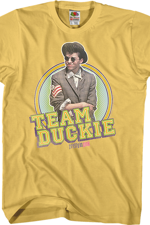Team Duckie Pretty In Pink T-Shirt