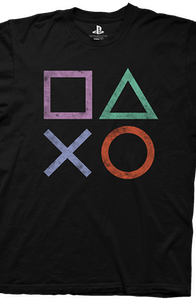 Playstation Buttons Shirt