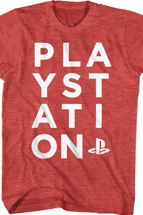 Playstation Grid T-Shirt