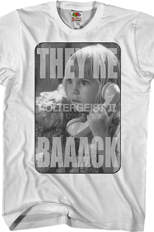 They're Back Poltergeist II T-Shirt