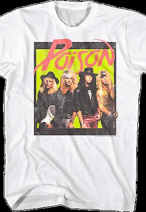 de0a465e4 Group Photo Poison T-Shirt