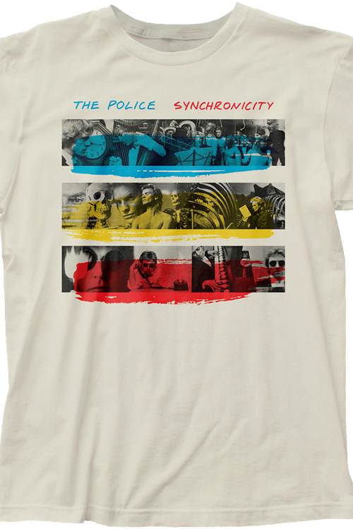 Synchronicity Police T-Shirt