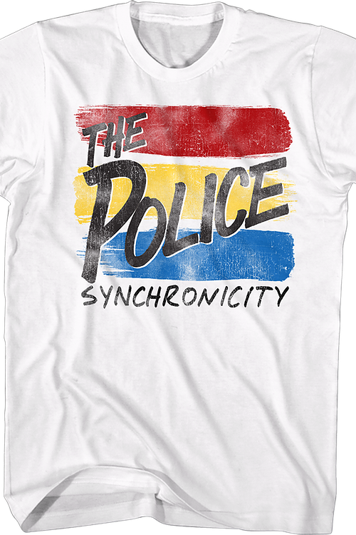 Police Synchronicity Shirt