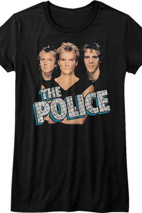 Junior The Police Shirt