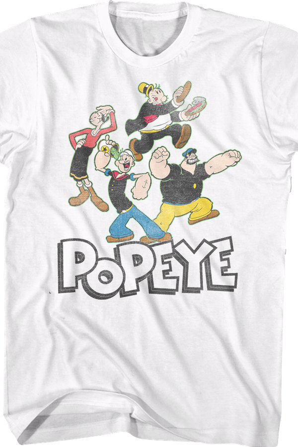 Characters Popeye T-Shirt