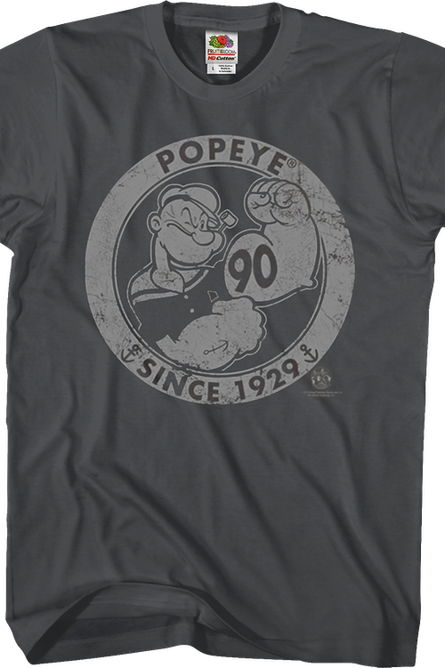 90th Anniversary Popeye T-Shirt