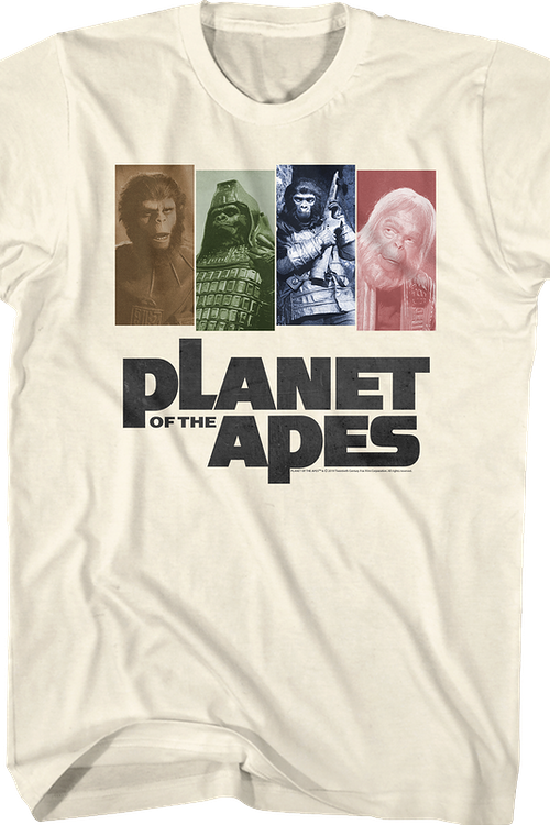 123bbefc759 Planet Of The Apes T-Shirt: Mens Planet Of The Apes T-Shirt