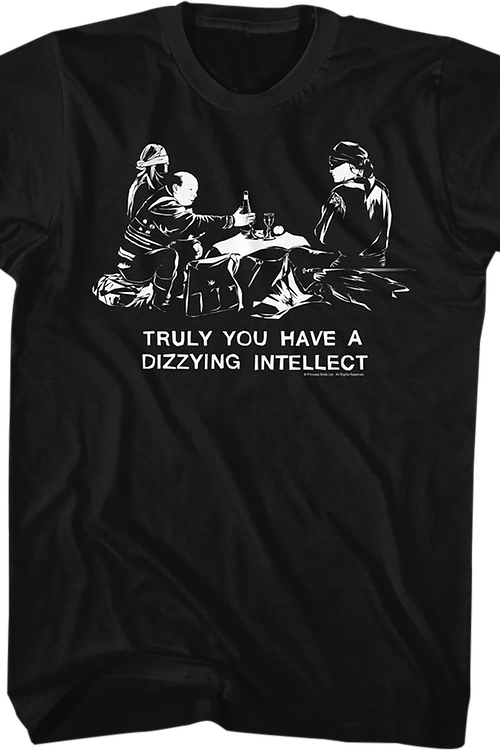 Dizzying Intellect Princess Bride T-Shirt