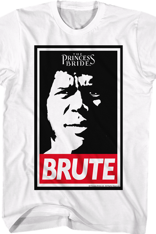 Brute Princess Bride T-Shirt