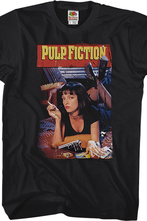 Poster Pulp Fiction T-Shirt