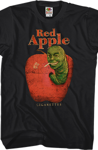 Red Apple Cigarettes Pulp Fiction T-Shirt
