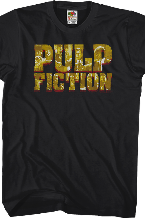 Logo Pulp Fiction T-Shirt