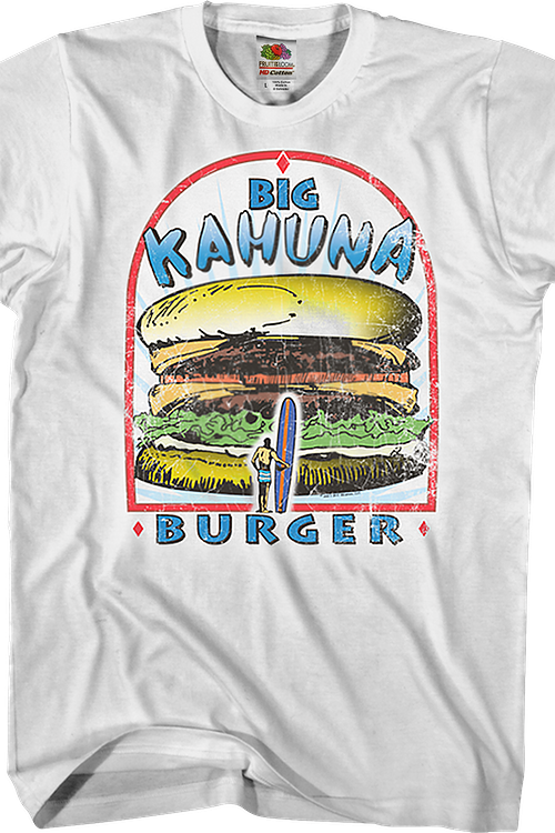 Big Kahuna Burger Pulp Fiction T-Shirt