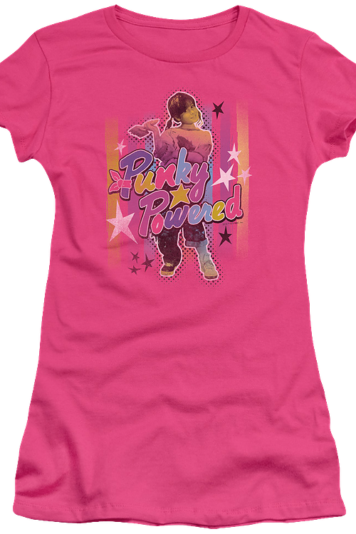 Junior Punky Powered Punky Brewster Shirt