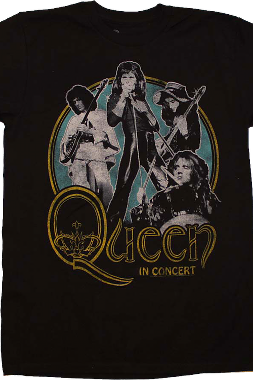 Queen In Concert T-Shirt