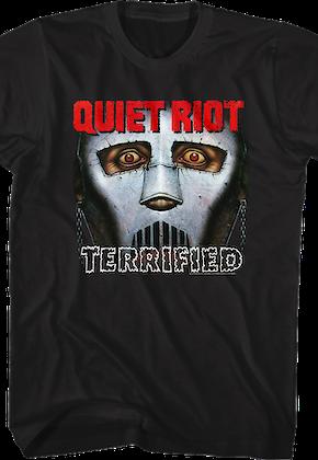 f3ad56e57 Terrified Quiet Riot T-Shirt