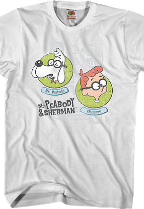 Mr Peabody and Sherman T-Shirt