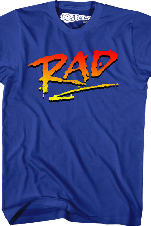 Movie Logo Rad T-Shirt