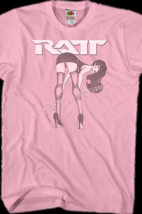 Dancing Undercover Ratt T-Shirt