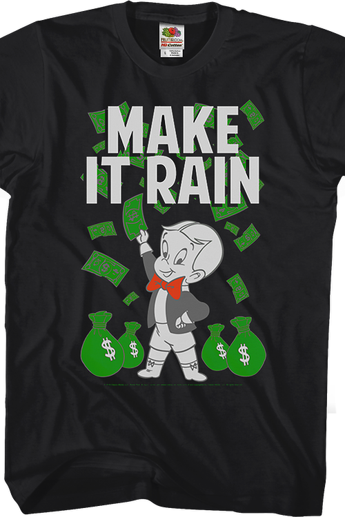 Make It Rain Richie Rich T-Shirt