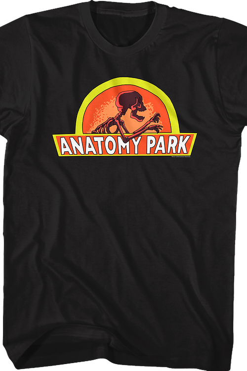 Anatomy Park Rick and Morty T-Shirt
