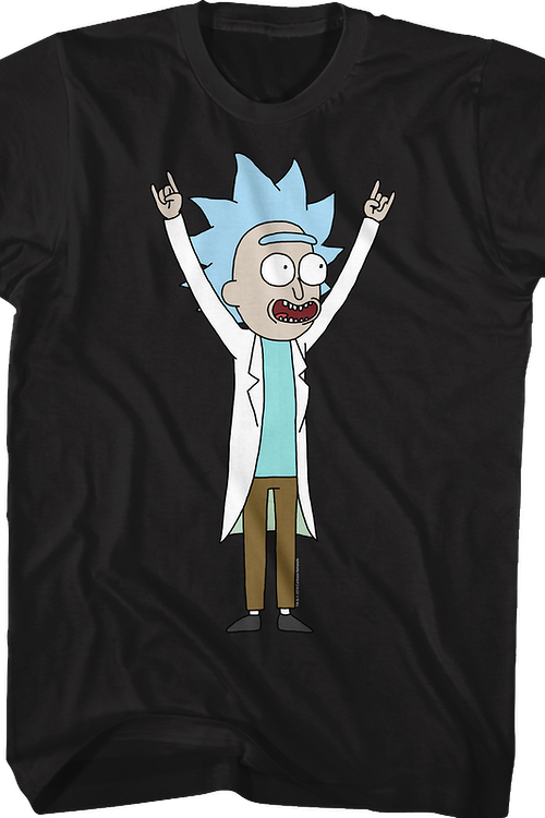 Rick Sanchez Rick and Morty T-Shirt