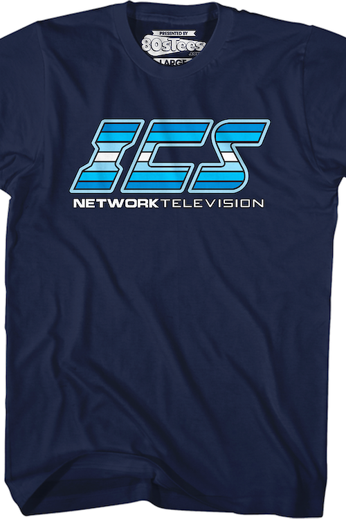 ICS Logo Running Man T-Shirt