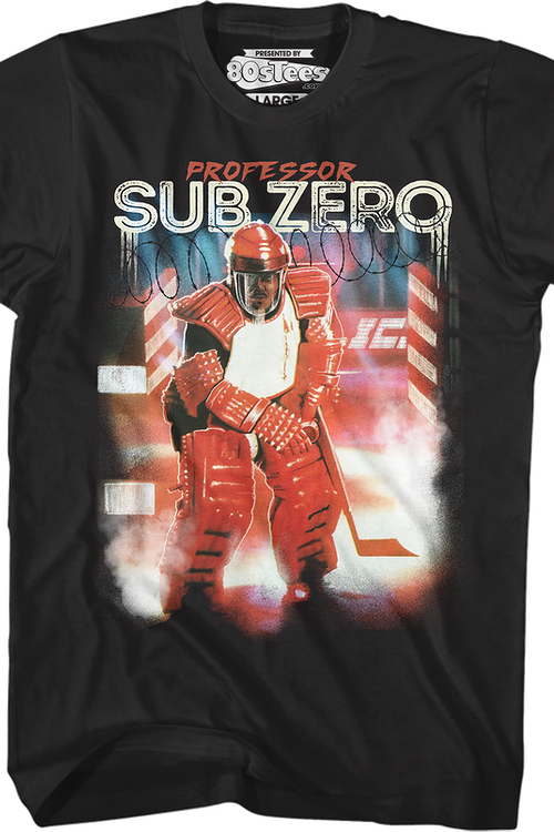 Sub Zero Running Man T-Shirt